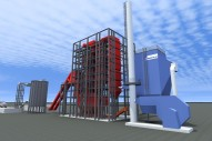Σύστημα συμπαραγωγής  ηλεκτρικής και θερμικής ενέργειας με χρήση βιομάζας